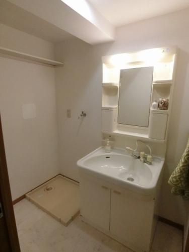 カーサ宮の前 / 401号室洗面所