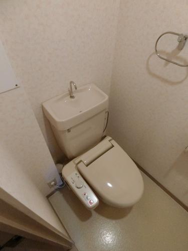プレデュパルク壱番館 / 602号室トイレ