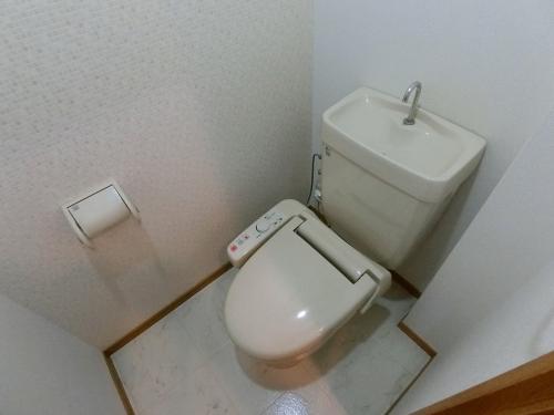 プレデュパルク壱番館 / 607号室トイレ