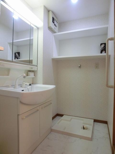 リヴェール伊賀Ⅱ / 303号室洗面所