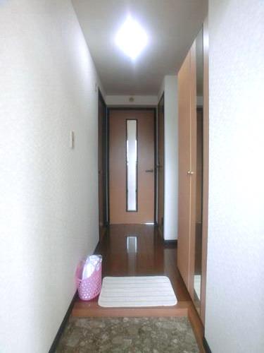 ルミエール・アーサ / 201号室玄関