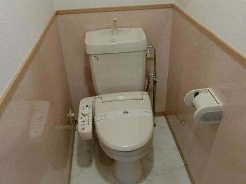 クリア吉塚 / 102号室トイレ