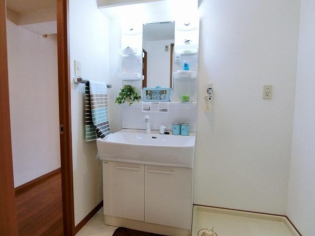 メゾン・ド・ソレイユ / 202号室洗面所
