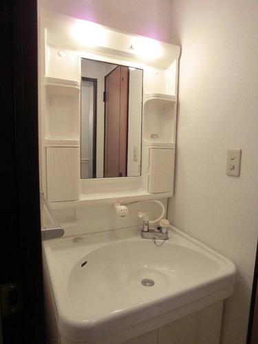 スクレーパー東 / 505号室洗面所