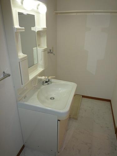 ピオーネテラス空港南 / 702号室洗面所