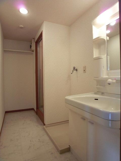 ピオーネテラス空港南 / 703号室洗面所