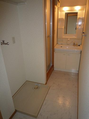 ファミーユ博多の森 / 101号室洗面所