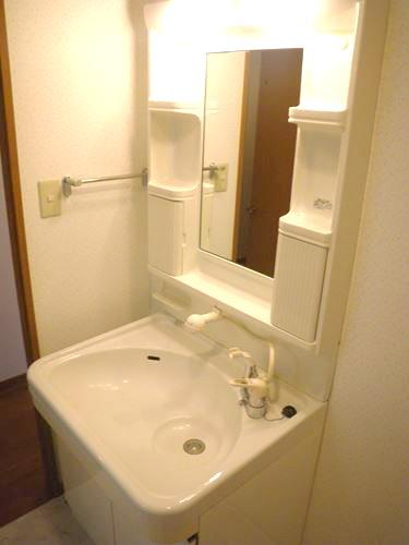 ベルデュール宮の杜 / 101号室洗面所