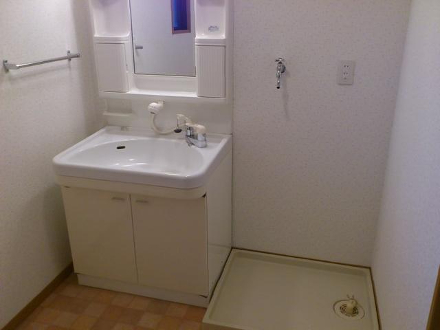 ルミエール21 / 101号室洗面所