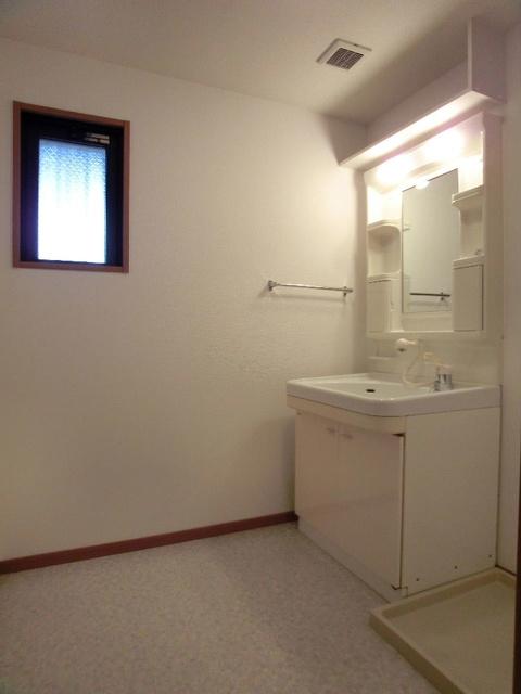 ルミエール21 / 203号室洗面所