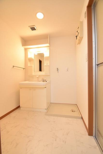 ルミエール21 / 401号室洗面所