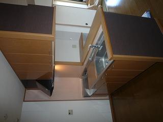 ジュノーパレス / 301号室キッチン