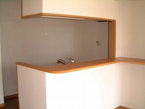 ジュノーパレス / 303号室キッチン