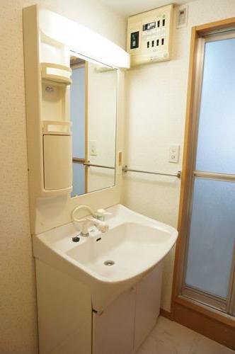 シングレート・ヒルズ / 301号室洗面所