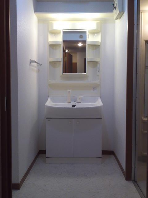 ネオパレス長者原Ⅱ / 105号室洗面所