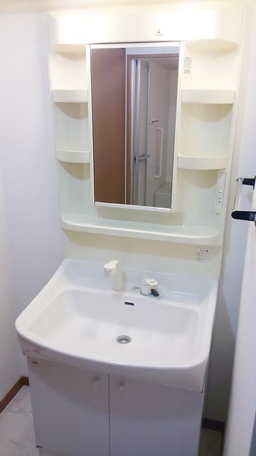 ネオパレス長者原Ⅱ / 205号室洗面所