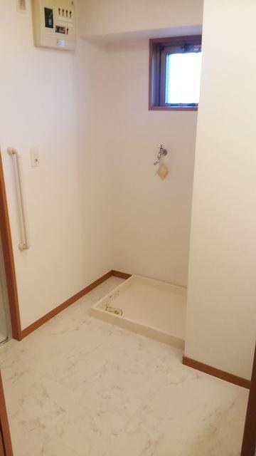 ネオパレス長者原Ⅱ / 306号室洗面所