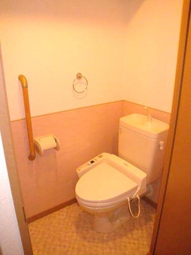 ボヌール・ヴィー篠栗 / 201号室トイレ