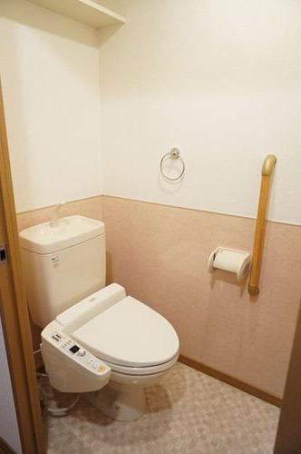 ボヌール・ヴィー篠栗 / 202号室トイレ