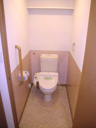 ボヌール・ヴィー篠栗 / 703号室トイレ