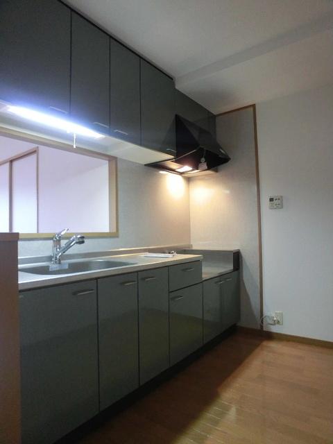 アルバ空港東 / 201号室キッチン