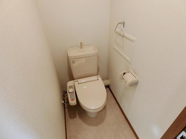 メルベーユ博多 / 303号室トイレ