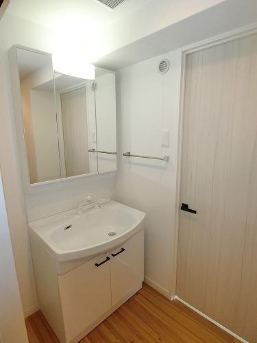 プレア博多の森Ⅱ / 102号室洗面所