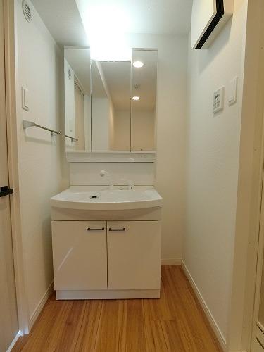 プレア セレッソ / 502号室洗面所
