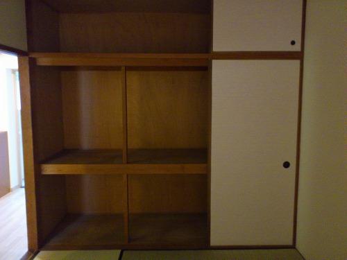 筑紫ビル / 105号室収納