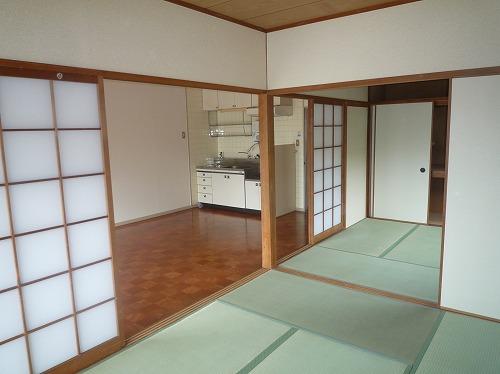 筑紫ビル / 401号室和室