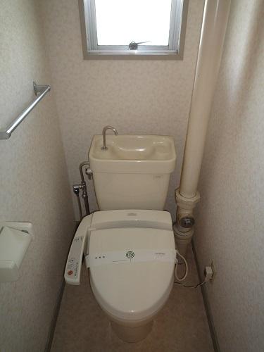 本園ビル / 406号室洗面所