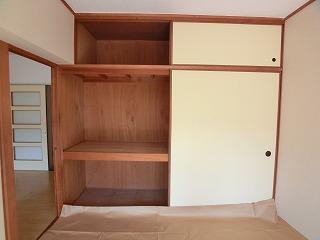 エクセレント古田 / 201号室収納