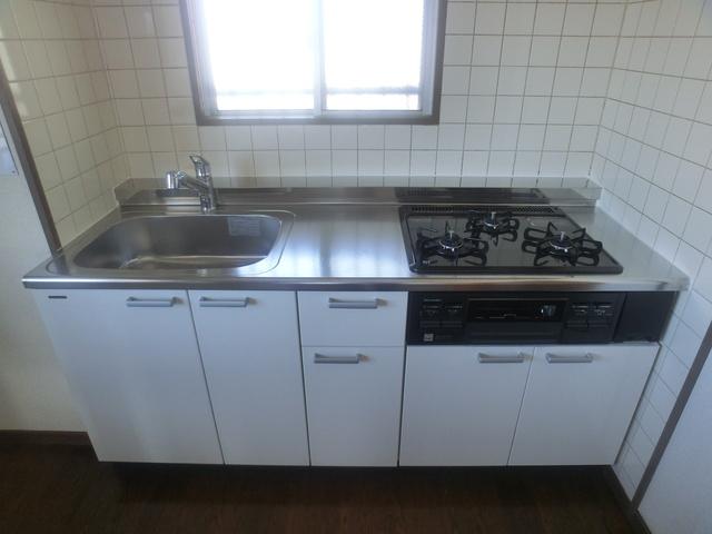 Amenity丸善 / 503号室キッチン