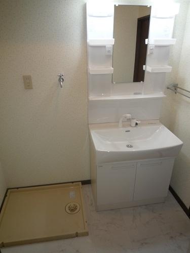 エスポワール空港通り / 603号室洗面所