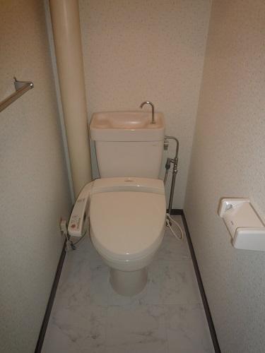 エスポワール空港通り / 706号室トイレ
