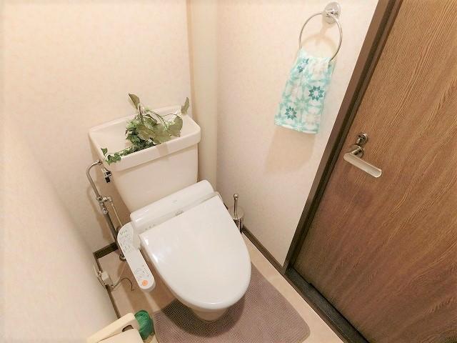 ソフィア'92 / 503号室トイレ