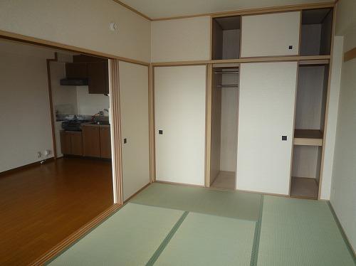 グランベルデ丸善 / 403号室和室