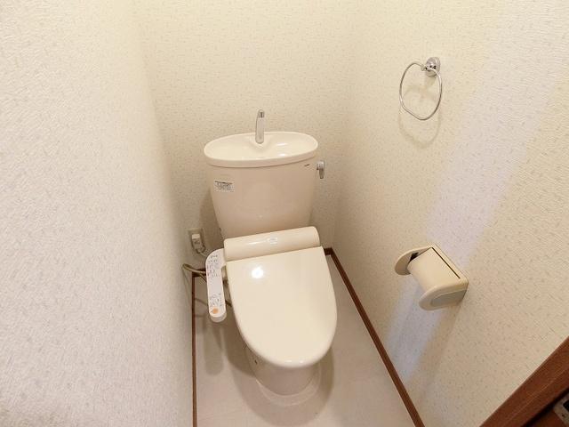 グランベルデ丸善 / 702号室トイレ