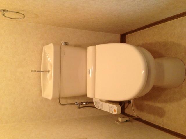 サークルフロント / 201号室トイレ