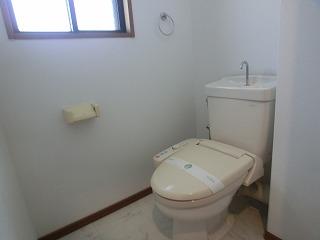 ルミノスコート / 401号室トイレ
