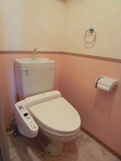 マノワール箱崎 / 601号室トイレ