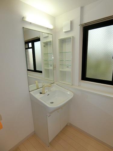 ラ・ネージュ / 105号室洗面所