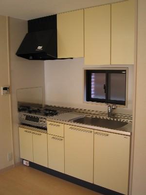 ラ・ネージュ / 201号室キッチン