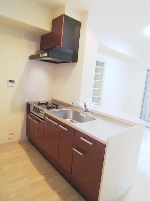 グランシャリオ / 302号室キッチン
