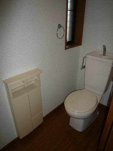 パークサイド黒川 / 204号室トイレ