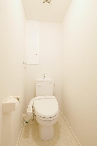 筥松なつめビル / 101号室トイレ