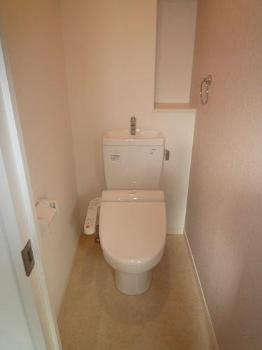 グレイス サンビオ / 201号室トイレ