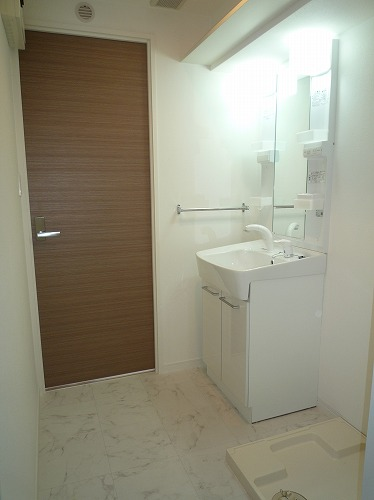 グレイス サンビオ / 402号室洗面所