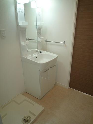 グレイス サンビオ / 703号室洗面所