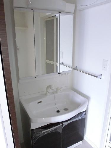プリマベーラ. / 402号室洗面所
